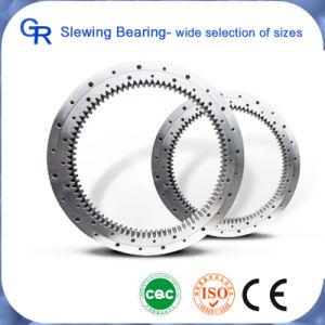 Crane and Excavator External Gear Slewing Bearing