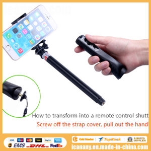 Wireless Bluetooth Monopod (RK86E) for Selfie pictures & photos