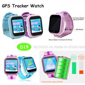 Waterproof GPS Tracker for Monitoring Children (D19) pictures & photos