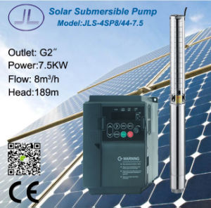 4in Centrifugal Submersible Solar Pump 4SP8/44-7.5 pictures & photos