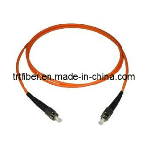 FC/UPC-FC/UPC MM SX Fiber Patch Cord (FC simplex fiber jumper) pictures & photos