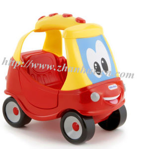 Smile Face Mini Plastic Toy Car for Kids Have Fun pictures & photos