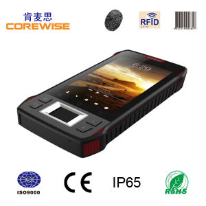4.3 Inch Quad Core Rugged 4G Bluetooth Fingeprint Reader pictures & photos