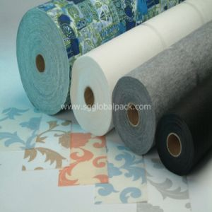 100% Polyester Needle Punch Nonwoven Fabric pictures & photos
