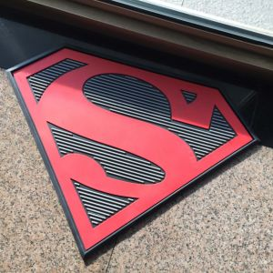 Soft PVC Plastic Vinyl Logo Promotion/Promotional Gifts Giveaway Welcome Entrance Door Floor Mats pictures & photos