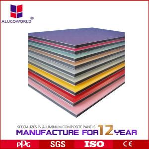 Alucoworld Aluminum Composite Panel Factory pictures & photos