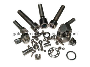 Titanium Shaped Products Standard Parts pictures & photos