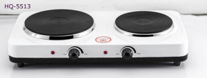 Double Temperature Adjustment Electric Hot Plate & Stove