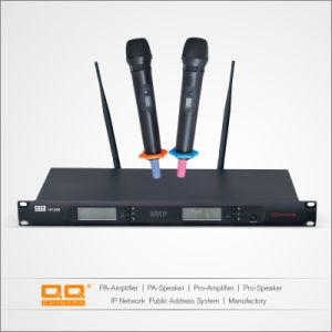 Guangzhou Karaoke Musical Instrument Wireless Mic pictures & photos