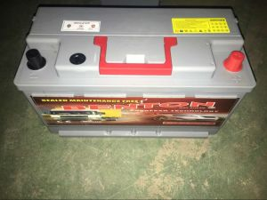 60038mf Maintenance Free Car Battery pictures & photos