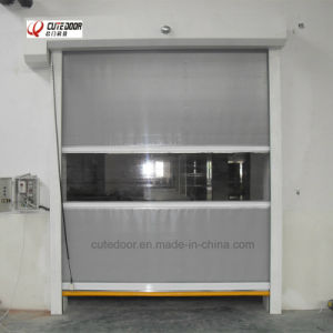 Ordinary Automatic High Speed Shutter Door with Radar Sensor pictures & photos