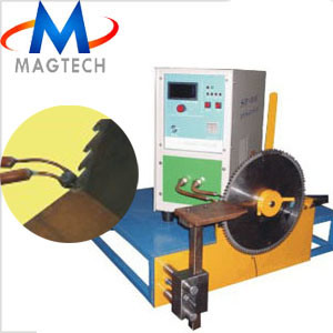 Induction Heating Machine for Brazed Saw Blades pictures & photos