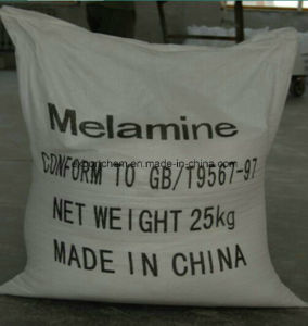 Purity 99.8% Melamine Powder with Factory Price pictures & photos