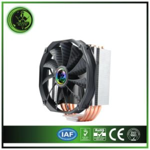 CPU Cooler with 4 Heatpipe for Intel LGA 1150/1155/1156 and AMD pictures & photos