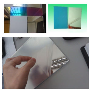 2mm and 3mm Silver and Golden Mirror Acrylic Sheet pictures & photos