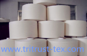 Spun Polyester Sewing Yarn (2/s40) pictures & photos