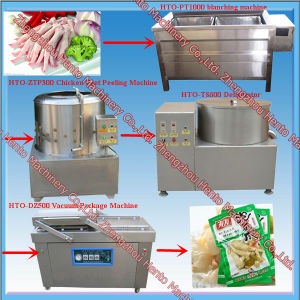 Hot Selling Chicken Feet Machine Line pictures & photos