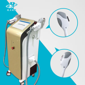 2 in 1 Machine IPL Shr Hair Removal Beauty Equipment pictures & photos