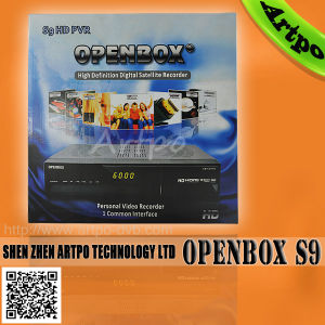 Original Openbox S9 HD PVR Satellite Receiver