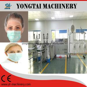 Auto Surgical Face Mask Production Line pictures & photos
