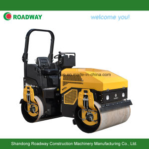 4 Ton Hydraulic Road Roller pictures & photos