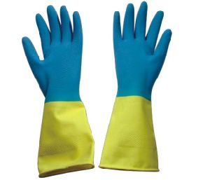 Latex Coating Gloves for Industry pictures & photos