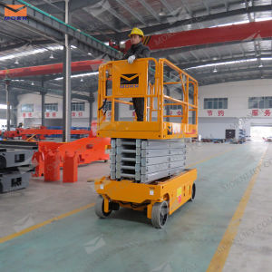 6m Self Propelled Single Man Lift pictures & photos