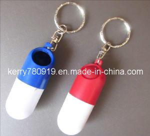 Supply Capsule Key Chain --- Random Colors (DH-LH6268)