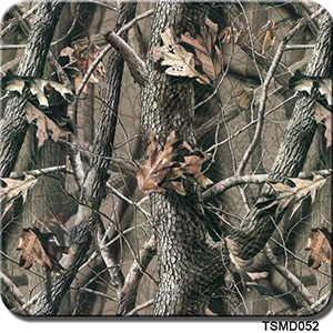 Tsautop 0.5m Width Water Transfer Printing Film Camouflage Tsmd052 pictures & photos