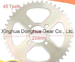Teeth Rear Sprocket for 150cc-250cc ATV, Dirt Bike & Go Kart pictures & photos