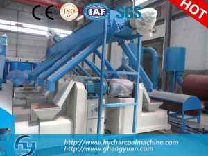 Large Capacity Wood Waste Briquettes Making Machine pictures & photos