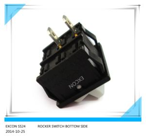 Excon Ss24 Paddle Rocker Switch Electric Switch pictures & photos