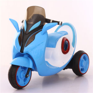 Four Colors 3 Wheel Electric Motorcycle for Baby pictures & photos