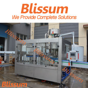 Automatic Oxygen-Enriched Water Bottling Machine/Machinery/Line/Plant/Equipment/System pictures & photos