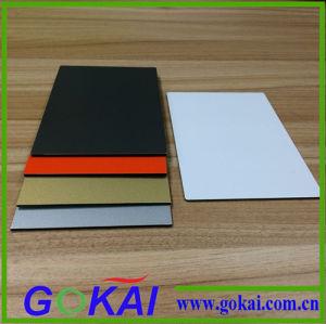 High Quality 4mm PVDF Aluminium Composite Panel Prices Building Materials pictures & photos