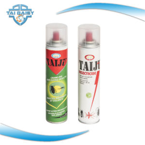 Manufacture Aerosol Cockroach Killer Pesticide Insecticide Spray pictures & photos