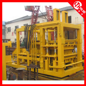 Automatic Cement Brick Making Machine for Sale pictures & photos