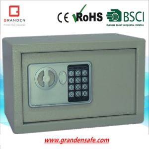 Electronic Safe Box for Home and Office (G-20E) , Solid Steel pictures & photos
