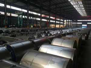 Oiled Anti-Finger Galvalume Aluminum Zinc Steel Coil Gl Steel Strip pictures & photos