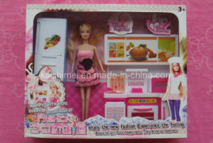 Fashion Doll-with Furniture pictures & photos