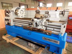 Ce TUV High Precision Gap Bed Lathe Machine (C6241 C6246) pictures & photos