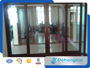 New Design Economical Residential Aluminum Door pictures & photos
