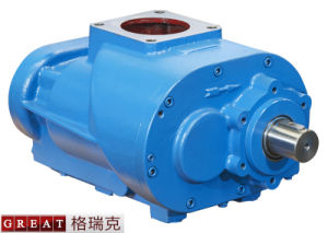 Screw Air Compressor Two Rotors Air End Pump pictures & photos