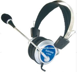 Aovo-S099 Low Price Headband Headphone/Headset with Microphone