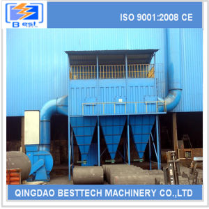 100% New Stainless Steel Cyclone Dust Collector pictures & photos