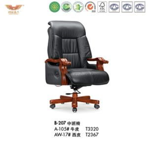 Office Furniture Wooden Executive Chair (B-207) pictures & photos