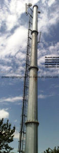 Hot DIP Galvanization GSM Communication Tower pictures & photos