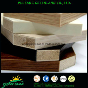 Fancy Block Board 1220X2440mm Furniture Board pictures & photos