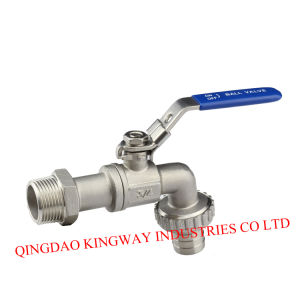 Pn16 Stainless Steel Bibcock Valve, 304/316 pictures & photos