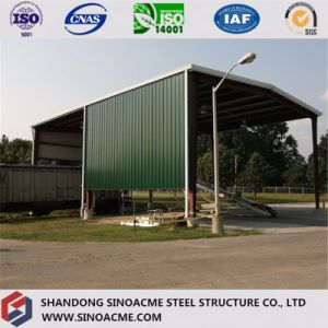 Sinoacme Prefabricated Steel Structure Railroad Canopy pictures & photos